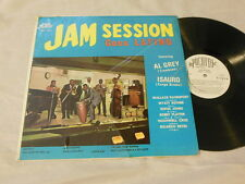 Al Grey | Isauro - Jam Session Goes Latino - Deep Groove Label LP - Puchito - ML
