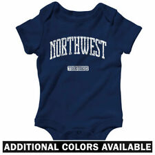Northwest Territories Canada One Piece - Baby Infant Creeper Romper NB-24M  Gift