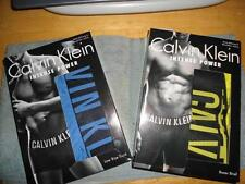 Calvin Klein New Mens Intense Power Microfiber Stretch Trunk or Brief XL NWT $30