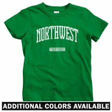 Northwest Territories Canada Kids T-shirt - Baby Toddler Youth Tee - Canadian CA