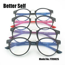 Full Rim Frame Eyeglasses Retro Spectacles Men Optical Women Eyewear Tr90 Glasse