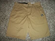 VOLCOM STONE New NWT Mens Casual Walk Chino Shorts Tan Khaki 31 32 33 34 36 38