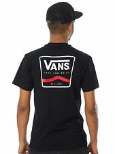 Vans Black Side Stripes T-Shirt