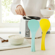 1 Pcs Dinnerwar Rice Scoop Eco-friendly Non-stick Ladle Cooking Heart Paddle