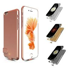 Ultra Thin Slim External Power Bank Battery Charger Case For iPhone 6 6S 7 Plus