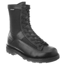 Brand New Bates 3140-B Mens 8-inch Durashock Side Zip Lace to Toe Tactical Boot