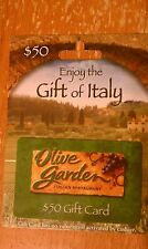 OLIVE GARDEN - $50 GIFT CARD - READ DESCRIPTION BELOW