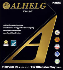 Nittaku Alhelg Table Tennis Rubber (YEAR BIG SALE!!!)