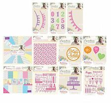 Crafters Companion Sara Signature Collection BIRTHDAY PARTY CardMaking