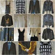 10 ITEMS LADIES/WOMENS/GIRLS FASHION CLOTHES, DRESSES,COATS,JACKETS SIZES 8-12