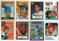 2001 Topps Archives Complete Team Set 25 Available Series 1 and 2 All Reprints
