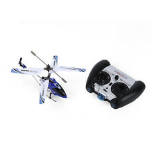 Mini Metal RC Helicopter Remote Control 3 Channels 3CH SYMA S107G GYRO