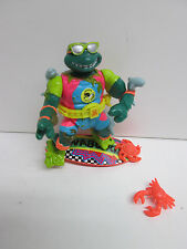 TMNT Vtg MIKE, THE SEWER SURFER 100% complete Teenage Mutant Ninja Turtles 1990