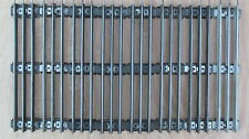 LIONEL VINTAGE O GAUGE (8) STRAIGHT TRACK SECTIONS IN GOOD CONDITION!!!
