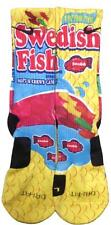 Custom Swedish Fish Nike Elite Crew Socks
