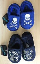 Capelli New York Toddler Boy Unisex Slippers Shoes Size 8/9