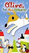 Olive, the Other Reindeer (VHS, 2000)