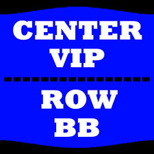 1-4 TIX KATHY GRIFFIN 2/3 VIP CENTER ROW BB WINSTAR CASINO GLOBAL EVENT CENTER