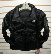 THE NORTH FACE WOMENS ACONCAGUA DOWN JACKET -A2TDR- TNF BLACK - M, L ,XL-  NEW