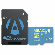 32 GB Memory Card microSD for Samsung Phone Models [with SD Adapter]