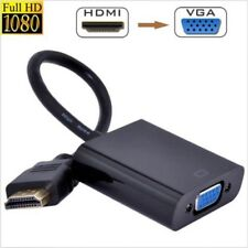 HDMI Male to VGA RGB Female HDMI to VGA Video Converter adapter 1080P for PC DW