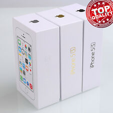 No Finger Apple iPhone 5S/4S-16-32-64GB GSM Unlocked Smartphone Gold Gray Silver