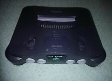 Nintendo 64 Charcoal Grey Console Only (NTSC)*RARE