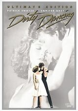 Dirty Dancing (DVD, 2003, 2-Disc Set, Two Disc Ultimate Edition)