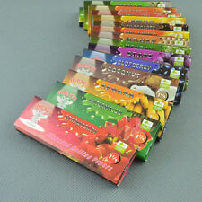 Hornet 10 pack of 10 kinds Flavored Handroll 78mm Rolling Papers