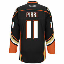 Brandon Pirri Anaheim Ducks Reebok Premier Replica Home NHL Hockey Jersey