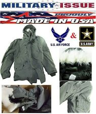NEW ARCTIC Military Issue Extreme Cold Weather N-3B Parka Snorkel Parka Jacket