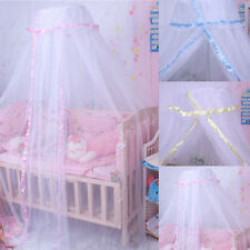 Dome Bed Curtain Baby Canopy Net Mosquito Nets Tent Bed Crib Nets Kids Bedroom