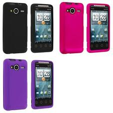 For HTC EVO Shift 4G Phone Accessory Color Hard Snap-On Skin Case Cover