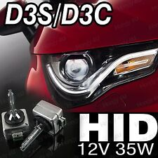 2pcs D3S 6000K/8000K HID Xenon Bulb Lamp Headlight Replacement For Philips OSRAM