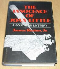The Innocence of Joan Little by James Reston (1977, Hardcover)