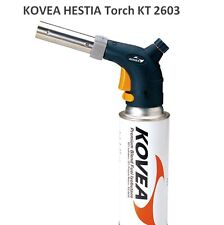 KOVEA Gas Torch 5 Models for Outdoor BBQ WorksHome Cooking Auto Ignition Hi Temp