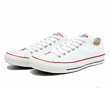CONVERSE CHUCK TAYLOR ALL STAR OX SNEAKER M7652C WHITE ALL SIZES
