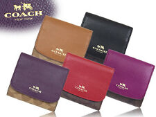 COACH F53837 SMALL WALLET IN SIGNATURE