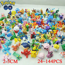 Pokemon Monster Mini figure 2-3cm Figures Cute Toys Kids Gift Collection Random