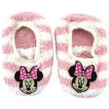Minnie Mouse Infant Baby Girl Mary Jane Slippers INL48256
