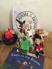 Room on the Broom Story Sack - choose your own selection inc. all characters etc