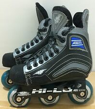 Mission A50 Youth Roller Hockey Skates Size 11D 6004 - HIS