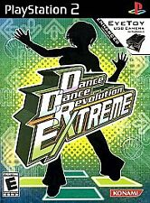 Dance Dance Revolution Extreme, PS2 Playstation 2 Game Complete