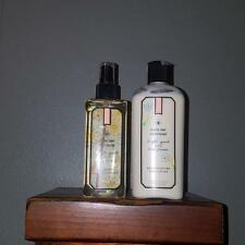 Discontinued Victoria's Secret Moments Collection Good Day Sunshine Mist & Lotio