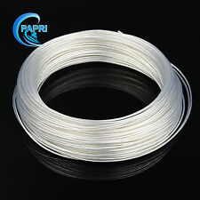 0.50mm2 high purity silver plated OCC teflon wire for audio 0.18x19strands AWG20