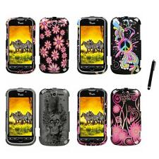 For HTC Mytouch 4G Design Snap-On Hard Case Phone Cover Stylus Pen