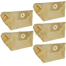 5 x 2B, NVM-2BH Vacuum Bags for Numatic EVR370 George GVE370 Hoover UK
