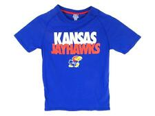 Kansas Jayhawks NCAA T-Shirt, Blue