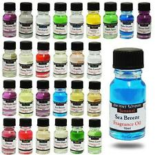 ANCIENT WISDOM Fragrance Oil 10ml  65+ Scented Oil BUY ANY 5 GET 6th FREE + Gift
