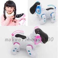 Intelligence Robotic Electronic Walking Pet Dog Puppy Kids Baby Toy Music Light
